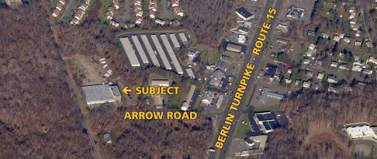 SOLD at auction : Arrow Road Flex Park - Commercial Building - Wethersfield, CT - Wethersfield, CT