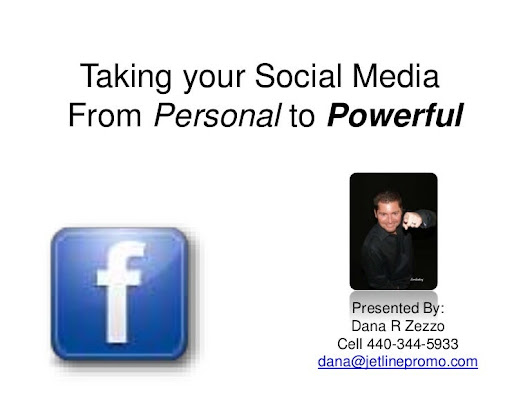 Taking You Social Media from Personal to POWERFUL.