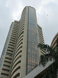 इ.स. १८७५ साली स्थापन झालेल्या मुंबई स्टॉक एक्सचेंजाची ...