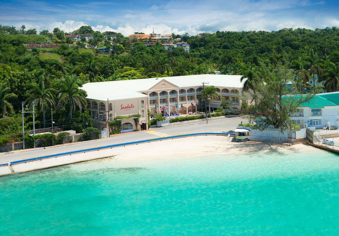 Sandals Exclusive Resorts in Jamaica travel pictures and