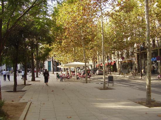 Rambla del Raval (Barcelona, España)