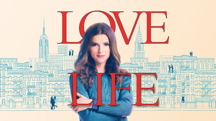 Love Life - Renewed for a 2nd Season by HBO Max