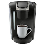 KEURIG K-Select 5000196974 Programmable Coffee Maker, 4 Cups Capacity, 120 V, 1500 W, Black
