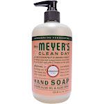 Mrs. Meyer's Geranium Hand Soap - 12.5 fl oz