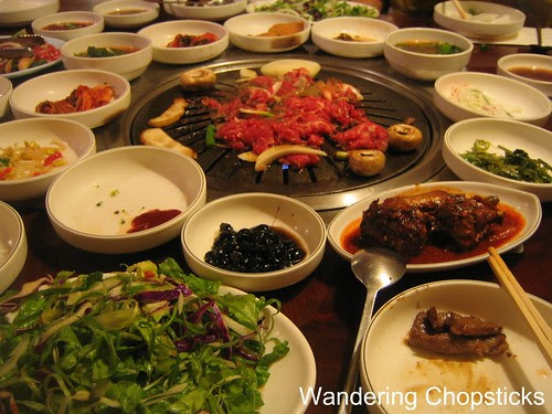 Chung Kiwa Korean BBQ Restaurant - Los Angeles (Koreatown) 1