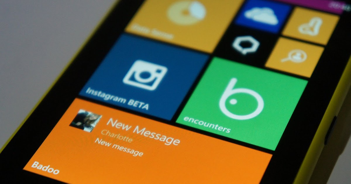 Windows Phone Apps - Microsoft Store