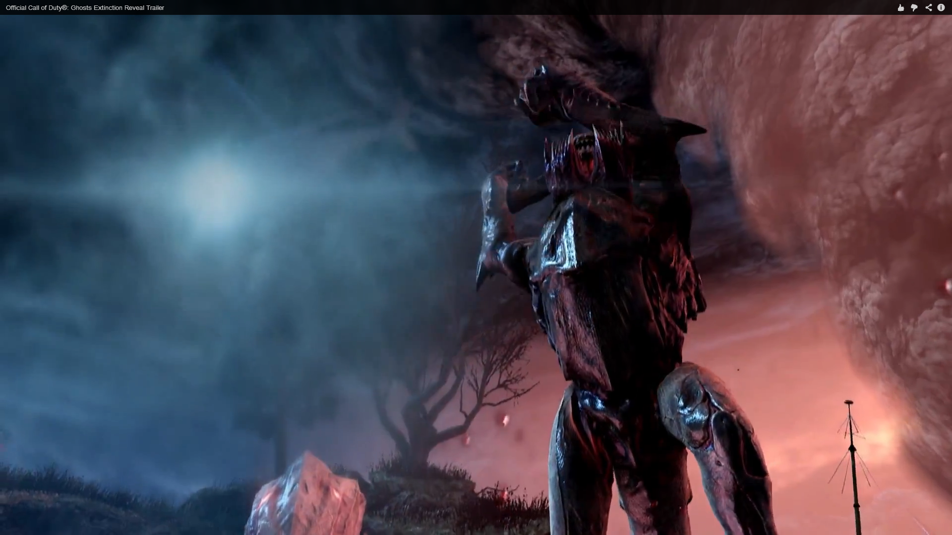 Download Call Of Duty Ghost Extinction Wallpaper