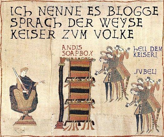Blogs im Mittelalter 2