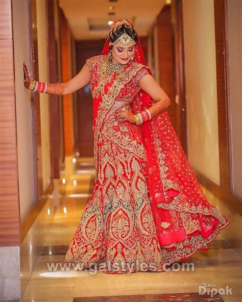Indian Latest Bridal Lehenga Designs & Trends 2018 2019
