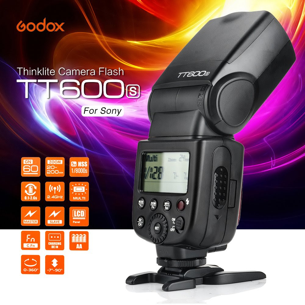 sony godox tt685s wireless ttl flash