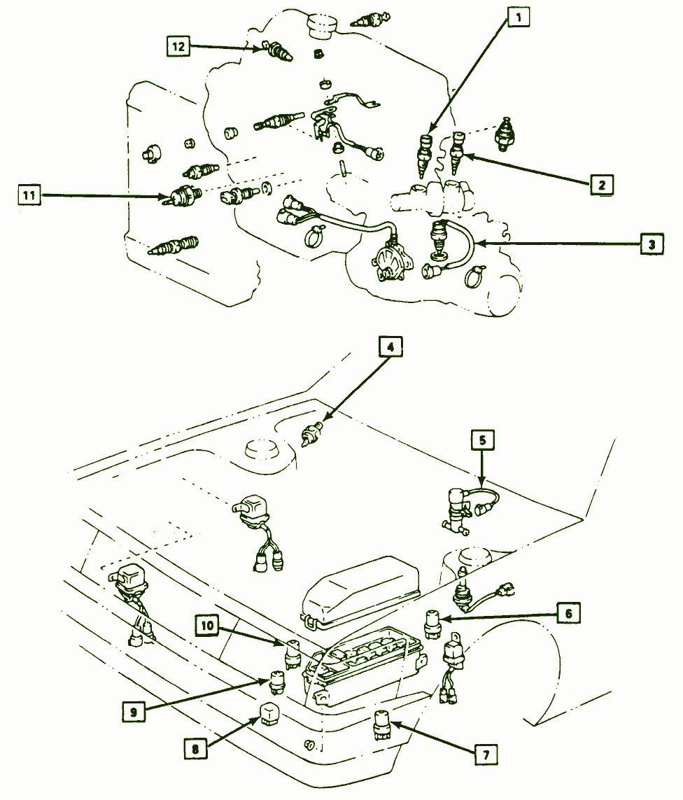 Fuse Box Diagram For 1994 Chevy Cavalier - Wiring Diagram