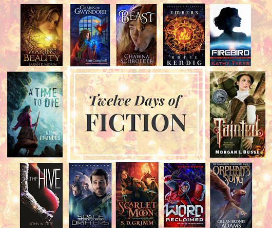 Twelve Days of Fiction!