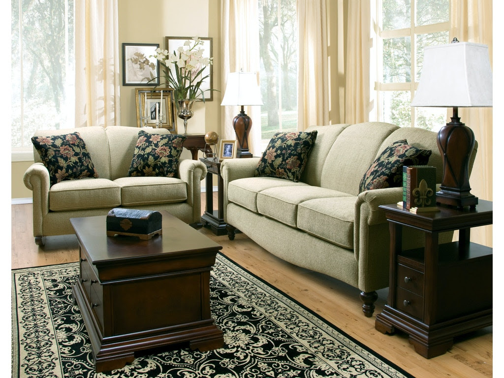 England Living Room Designer Sofa eliza 630 - Trivett's ...