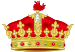 Crown of Spanish Infantes for the Aragonese Terriories.svg