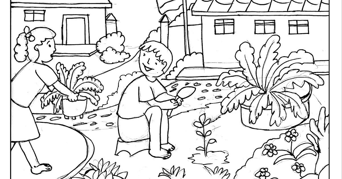 Gambar  Bunga Untuk  Anak  Tk  Toko FD Flashdisk Flashdrive