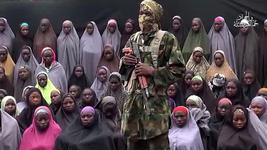 Breaking News - 21 Chibok girls released[photos]