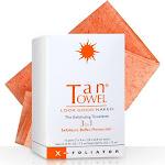 TanTowel X-Foliator - 10 Pack   HerAnswer.com