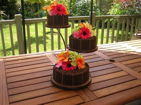 Multi Tiered Wedding Cake Stand Design Ideas