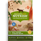 Rachael Ray Nutrish Food for Dogs, Real Chicken & Veggies Recipe, Adult - 28 lb
