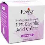 10% Glycolic Acid Night Cream by Reviva - 1.5 Ounces