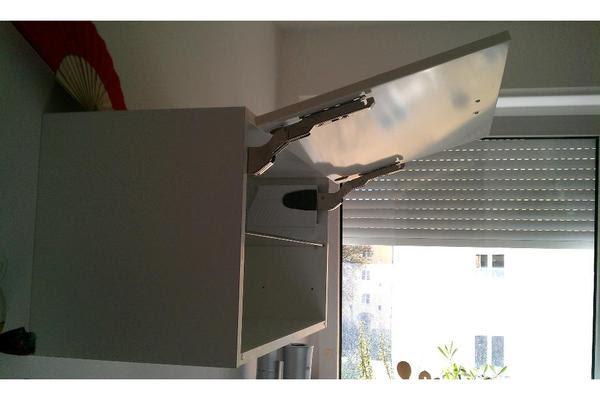Ikea Küche Wandschrank Aufhängen Schiene   Valdolla
