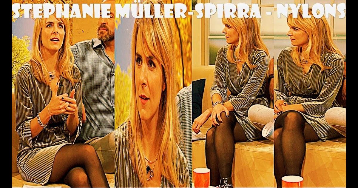 Nackt stephanie müller spirra Stephanie Müller