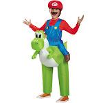 Yoshi Costume - Size One Size