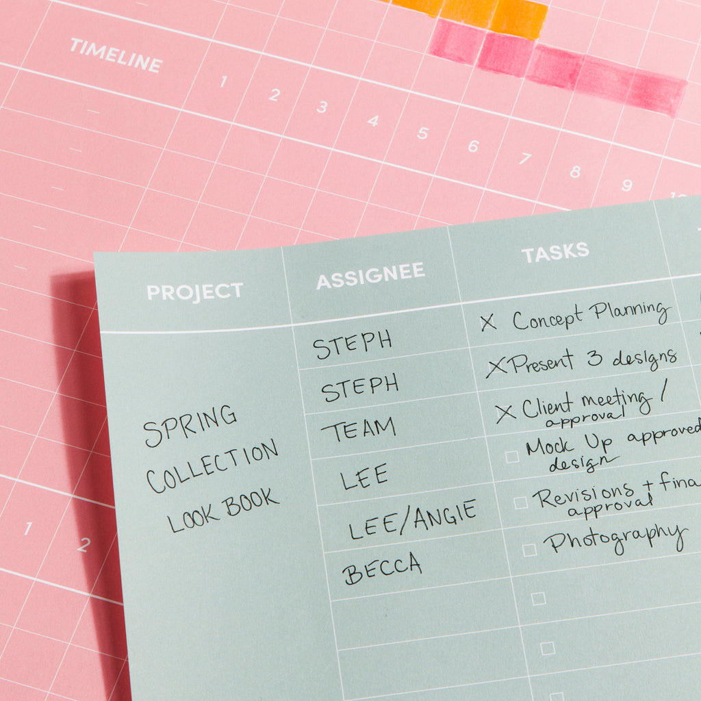 Project Wall Planner Poketo