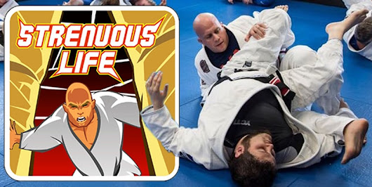 Podcast Episode 137 with Riccardo Ammendolia, BJJ Ambassador - Grapplearts