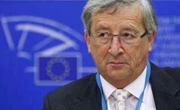 """<p>""""Fiquei descansado que o líder da oposição"""", precisou Juncker</p>"""