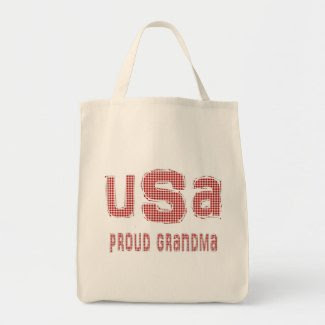 US Proud Grandma