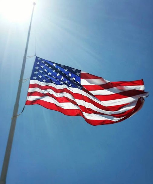 Pearl Harbor Remembrance Day is tomorrow. #dixieflagco #HalfStaff