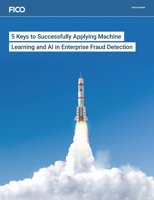 5 Keys to Successfully Applying Machine Learning and AI in Enterprise…