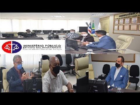 Regularização fundiária em Buriticupu e Governador Edison Lobão é debatida