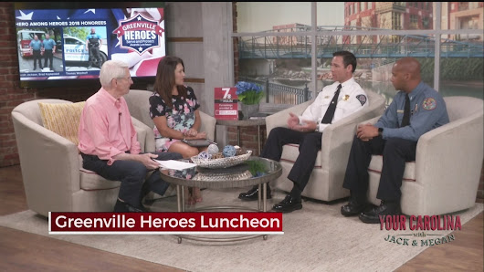 Greenville Heroes Luncheon