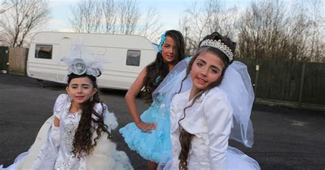 My Big Fat Gypsy Wedding returns:   Mirror Online