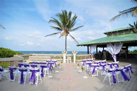 Boca Raton Beach Wedding   Wedding Bells & Seashells