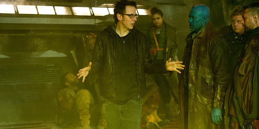 James Gunn is 'Involved' with Avengers: Infinity War