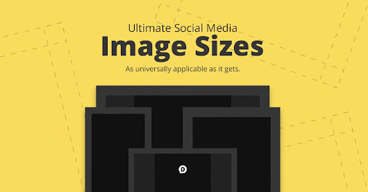 Social Media Image Sizes: Everything You Need to Know + Downloadable Templates • Dustn.tv