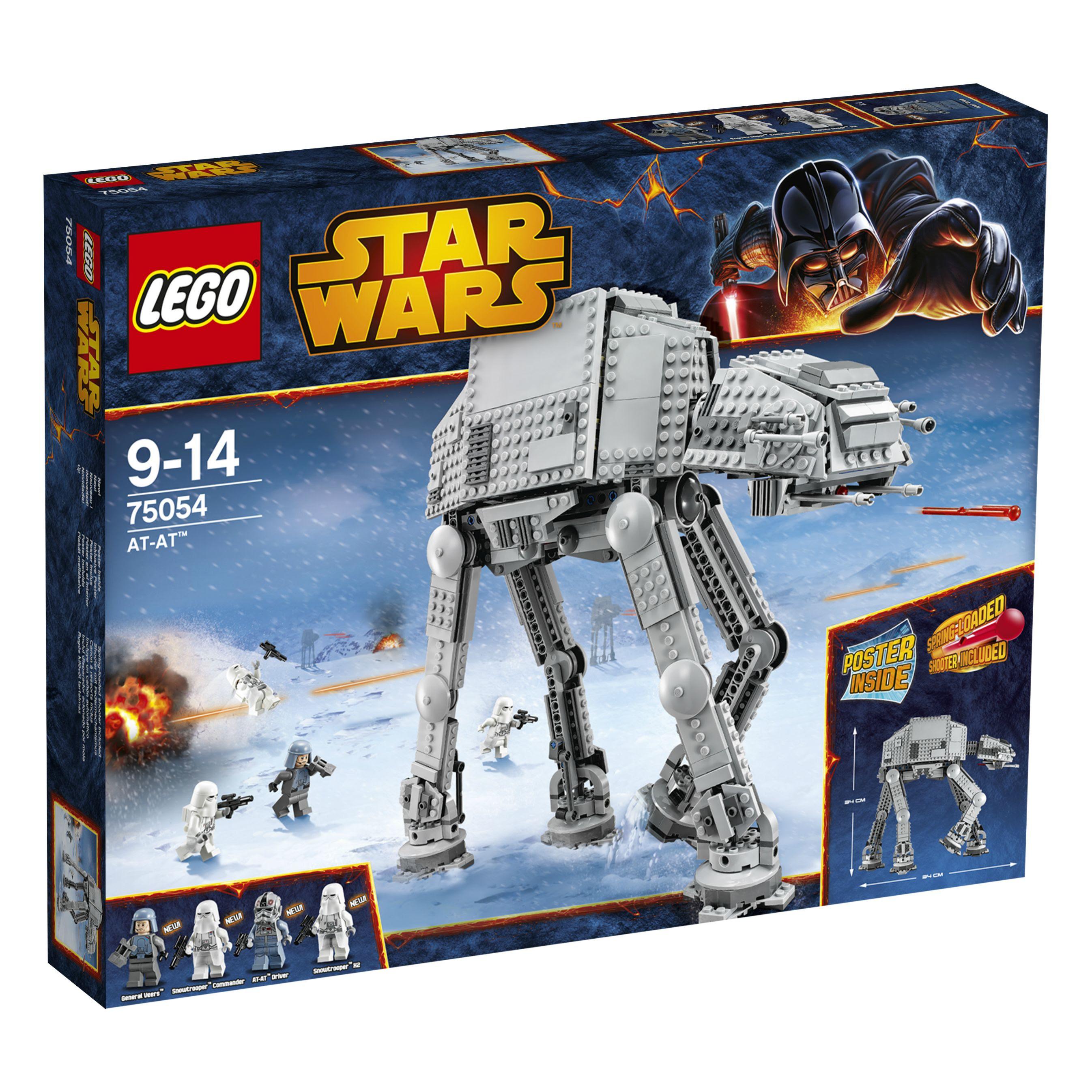 Lego Ref. 75054 AT-AT™