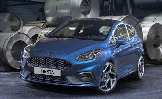 The Next Generation Ford Fiesta ST has Arrived!