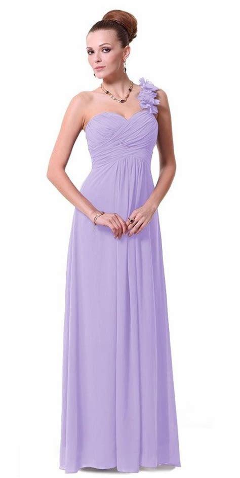 bnwt lilac  shoulder corsage chiffon maxi prom evening