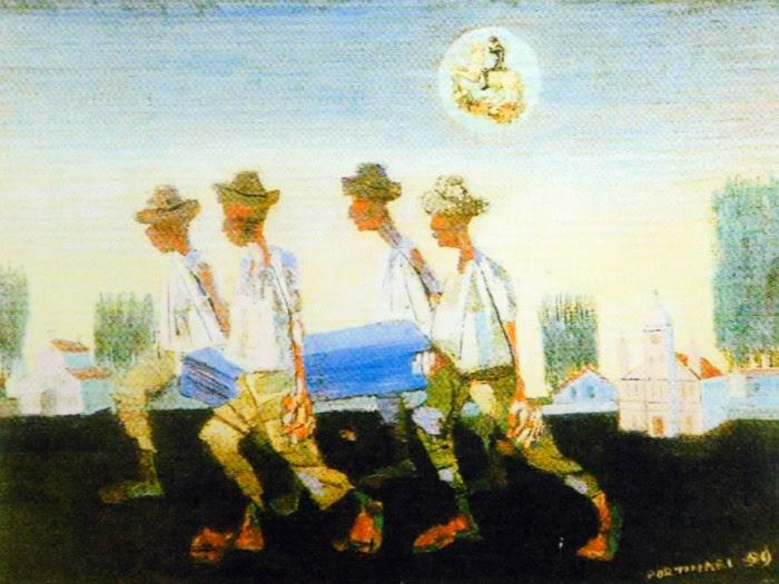Pinturas de Cândido Portinari