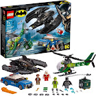 Lego - DC Super Heroes Batman Batwing and The Riddler Heist 76120