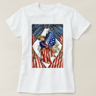 Vintage Independence and Freedom Shirt
