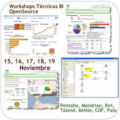 Workshop BI Open Source