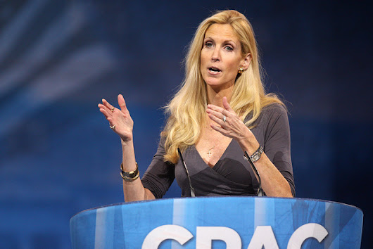Ann Coulter Makes Rare Legitimate Point - Cliff Satell