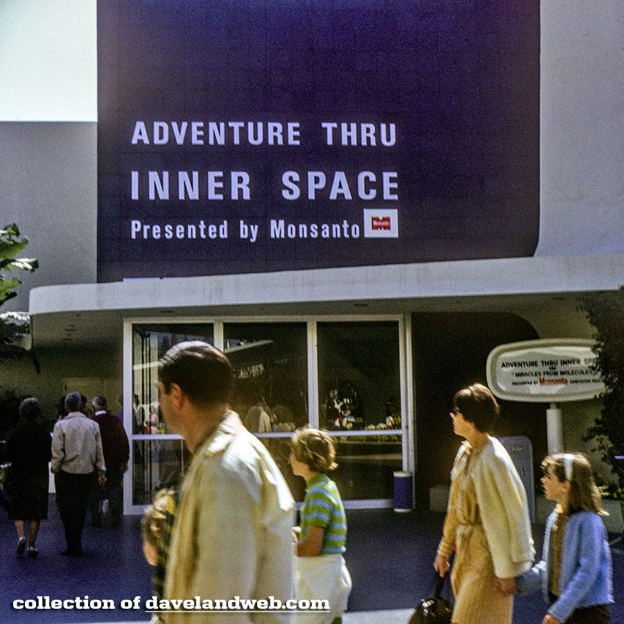 Disneyland Adventure Thru Inner Space photo