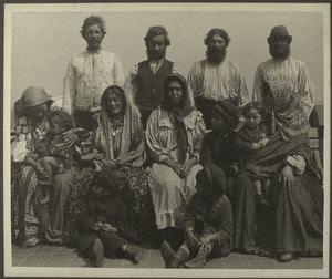 [Serbian Gypsies.]