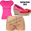 Spring 2013 Trends: Lightweight Leather - Charlene Chronicles